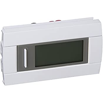 Honeywell TH115-AF-240S Aube Programmable Thermostat for Electric Radiant Floor Heating System