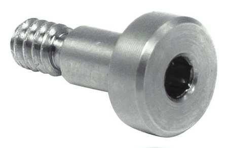 M8 x 1.25mm Shoulder Screw 2 Pieces 10mmX10mm