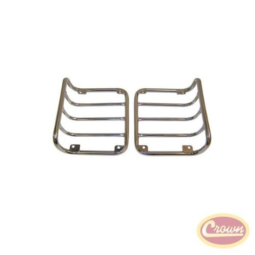 Tail Lamp Guards (Pair) – Crown# RT34080