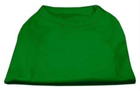 Mirage Pet Products 18 Inch Plain Shirts  Xx Large  Emerald Green