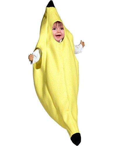 Banana Bunting Costume (3-9 Months)