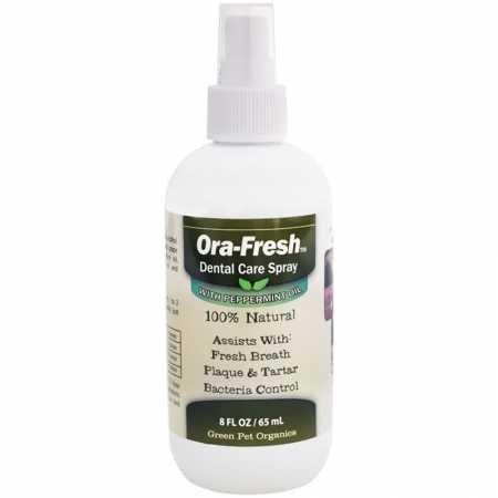 Green Pet Organics OraFresh Dental Spray (8 oz)