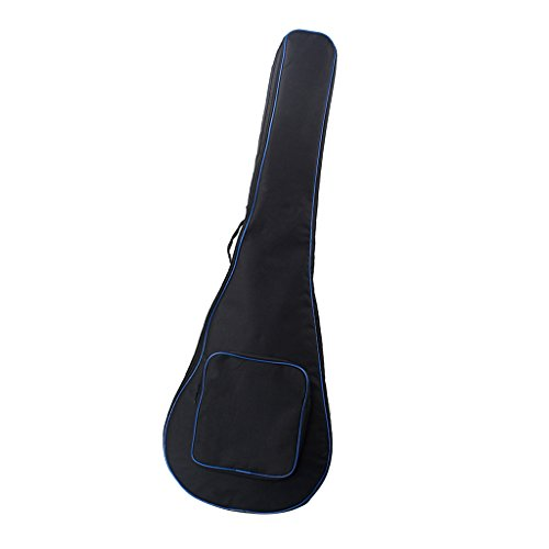 Baoblaze 1x Padded Bag Durable Guitar Bag Waterproof Cover Case with Shoulder Strap by Baoblaze
