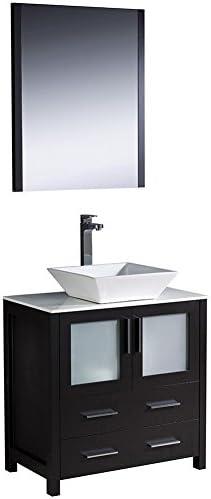 Fresca Bath FVN6230ES-VSL Torino 30″ Vanity