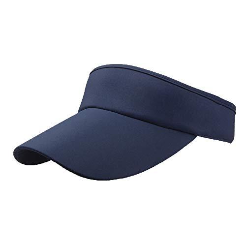 TOTOD Unisex Cap Men Women Sport Headband Classic Everyday Sun Sports Visor Hat Cap]()