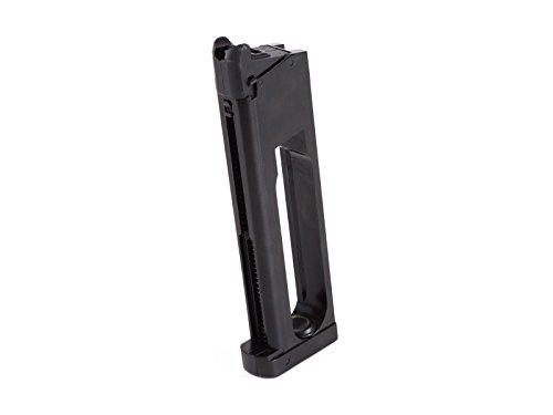(SIG Sauer 1911 Tactical CO2 BB Pistol Metal Magazine, .177 cal, 18rds)