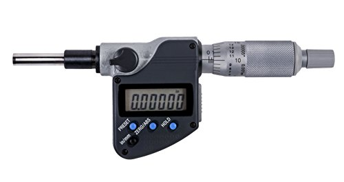 Digital Micrometer Head - Mitutoyo 350-351-30 MHN1-1