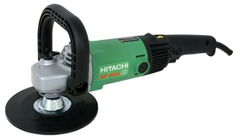 Hitachi SP18VA 7-Inch Sander/Polisher  (Discontinued by Manufacturer)