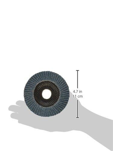 ALI INDUSTRIES 9713-1 4-1//2 36G Flap Disc