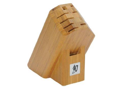 Shun Edo 10 Slot Bamboo Block (10 Slot Bamboo Block)