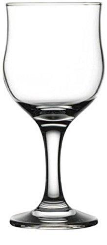 (SoHo Grand Wine Glasses, Set of 4, 10.25 oz, Clear)