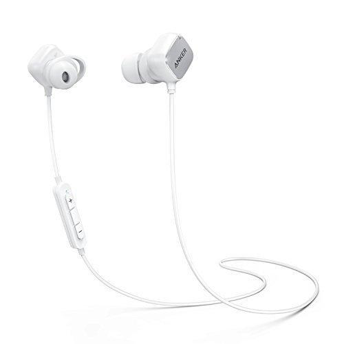 Headphones Anker SoundBuds Technology Cancellation