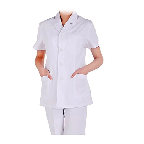 Uniform Lab Coat Short - 5