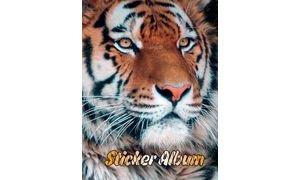 Herma 6684 Stickeralbum A5, Tiger