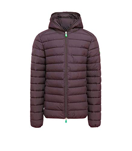 Save Giubbotti Duck Capospalla E Uomo Burgundy D3712m The Recy7 rrqzaUw