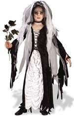 Kids Costumes Bride Of Darkness (Bride of Darkness Costume - Medium)
