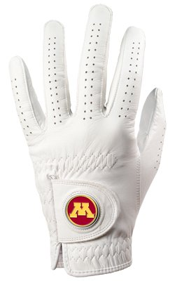 Minnesota Golden Gophers Golf Glove & Ball Marker – Left Hand – Medium / Large   B00BFKVDMI