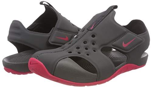 Pink 001 Bambina Multicolore Protect 2 anthracite Sandlai Nike Sunray ps Sportivi rush RPqFwx