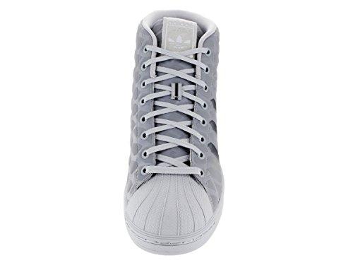 Scarpa Da Basket Adidas Mens Pro Modello Originale Ltonix / Supcol / Ftwwht