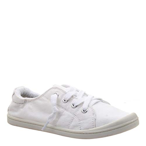 MADELINE girl Women's Jelly Bean Sneakers - White - 9 - Madeline Girl