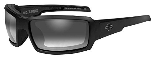 Harley-Davidson Mens Jumbo Light Adjusting Sunglasses, Smoke Gray Lenses - Adjusting Sunglasses Light