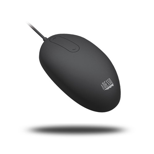Adesso iMouse W2 - Waterproof Anti-Microbial Touchscroll Mouse