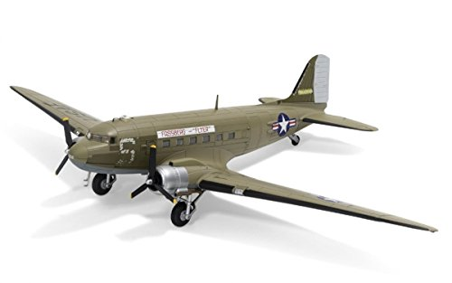 Douglas C-47 A Skytrain `Fassberg Flyer` Diecast Model for sale  Delivered anywhere in USA