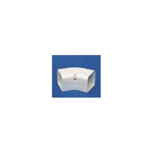 Little Giant 599600019, D6-45FB 6'' 45 Degree Bend Flat Elbow, Ivory, 8 pcs by Little Giant Outdoor Living