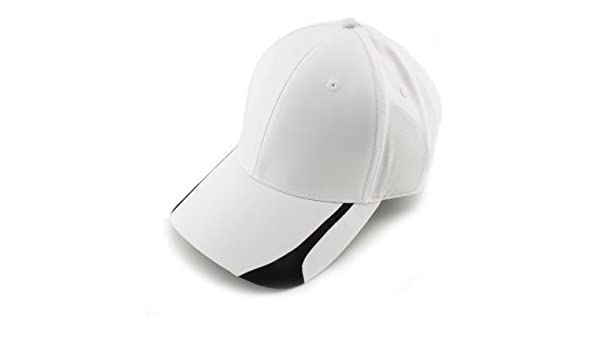 Amazon.com  New Taylormade Golf Custom Split 3 Adjustable White Hat UPF 50+  Protection  Clothing 20a1843214d