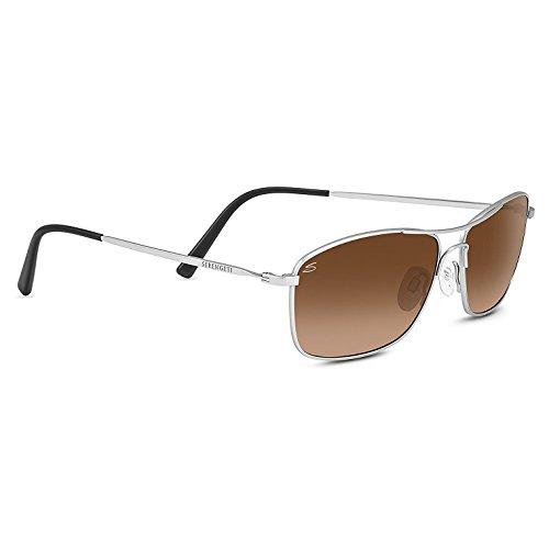 Serengeti 8418-Corleone Corleone Glasses, Satin - Pilot Serengeti Sunglasses