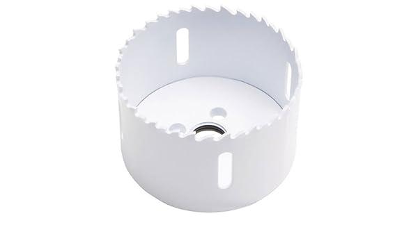 MACO Tools - Sierra de corona (73 mm, de acero de yeso) broca: Amazon.es: Bricolaje y herramientas