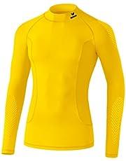 Erima GmbH Underwear Camiseta, Unisex niños, Amarillo, 140