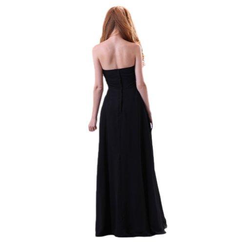 Lemandy - Robe -  Femme Noir Noir