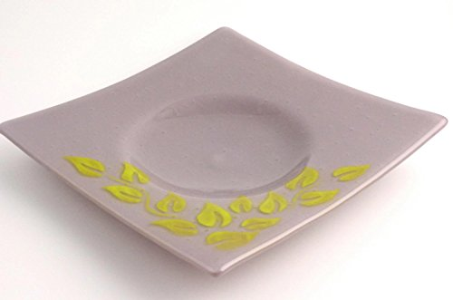 dusty-lilac-fused-glass-decorative-plate-candle-holder-potpourri-candy-dish