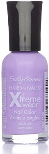 Sally Hansen Xtreme Wear Nail Color, Lacey Lilac, 0.4 Fluid Ounce