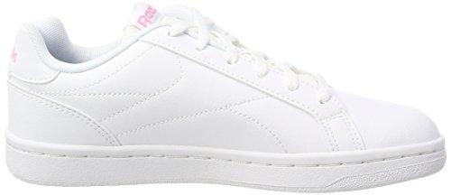 Reebok Royal Complete CLN, Zapatillas de Gimnasia Para Mujer Blanco (White/Light Pink 000)