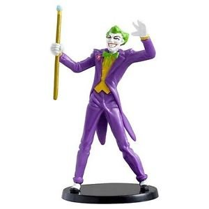 The Joker (Original / Classic) - DC Comics Justice League - Collectible Figurine (Marvel Avengers Collectible Stand compare prices)