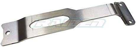 Stainless Steel Rear Brace for Traxxas 1//10 E-REVO SUMMIT NEW EREVO 2.0 E REVO