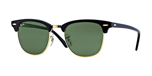 Ray Ban RB3016 CLUBMASTER Sunglasses For Men For Women