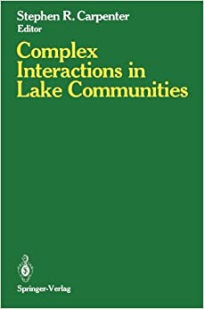 Book Complex Interactions in Lake Communities