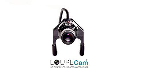 Clip On HD Camera for Dental and Surgical Loupes