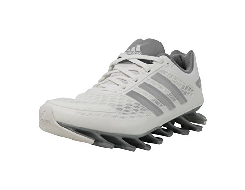 pretty nice 0f683 ecf4d adidas Springblade Razor Running Shoes Boys  Grade School Authentic  Sneakers White (5.5)