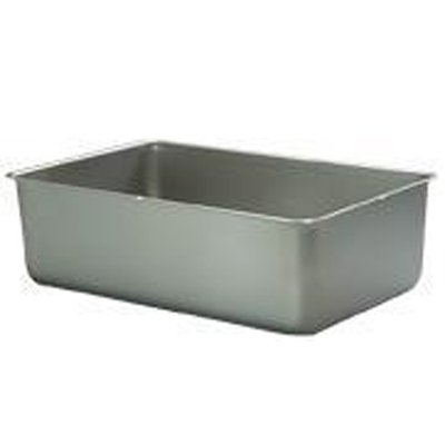 Duke Manufacturing Hot Food Table - Duke 676 Stainless Steel Spillage Pan for Hot Food Tables