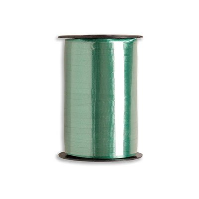 BALLOON WEIGHTS - RIBBON EMERALD GREEN 500 YARDS #10508, CASE OF 48 by DollarItemDirect