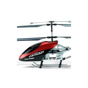 Double Horse 9053 26 Inches 3.5 Channel Outdoor Metal Gyro Rc Helicopter...