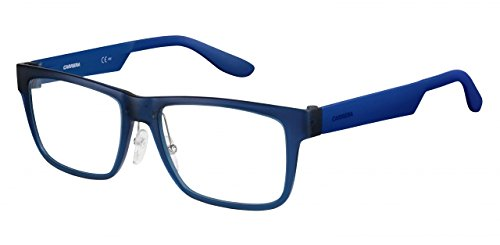 Carrera 5534 Eyeglass Frames CA5534-0L1V-5317 - Blue Blue Frame Lens Diameter 53mm Distance