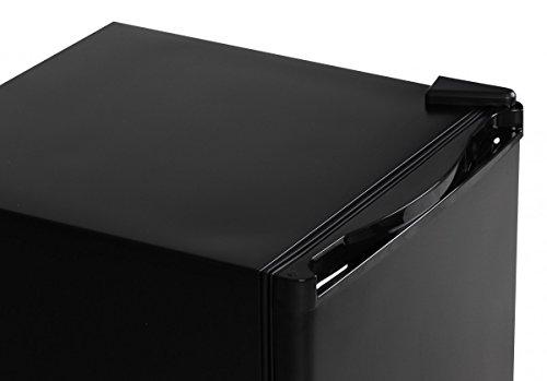 Mini Kühlschrank Piccolo : Finebuy mini kühlschrank 46 liter minibar schwarz