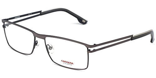 Eyeglasses Carrera 7580 0FRK Gunmetal - Glasses Carrera Reading