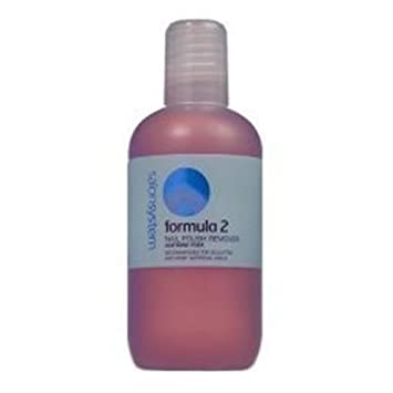 b3b447584cb Image Unavailable. Image not available for. Color: Salon System Nail Polish  Remover ...