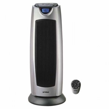 Optimus H-7315 21In Tower Heatr W Remote by Optimus Ceramic Heaters Optimus